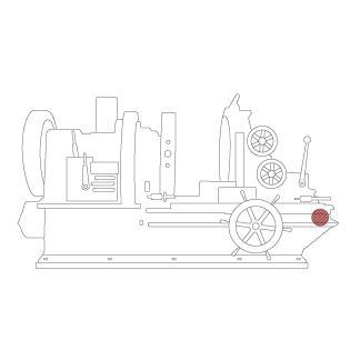 Landis Machine Parts